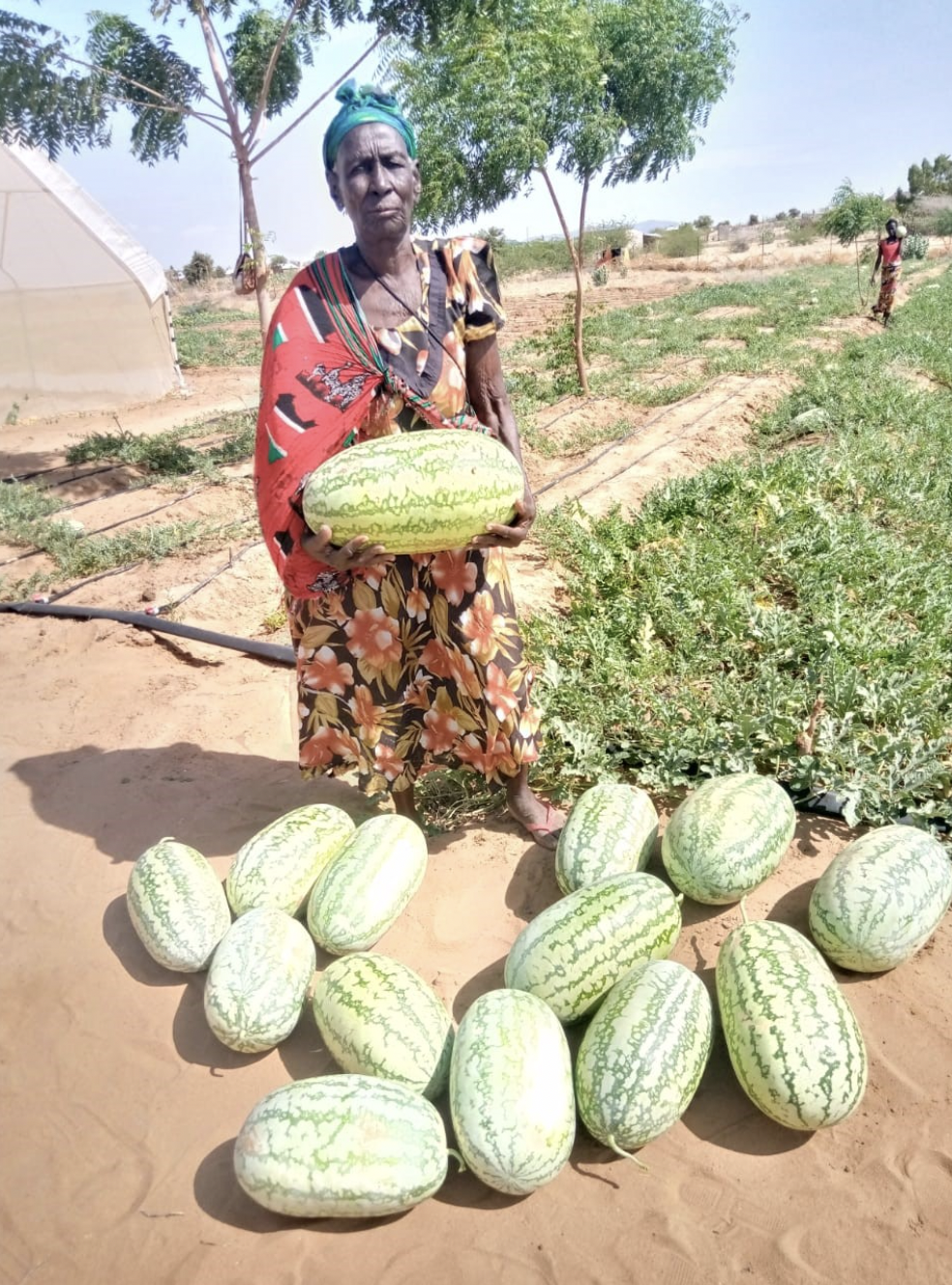 kenya outreach woman hope farm